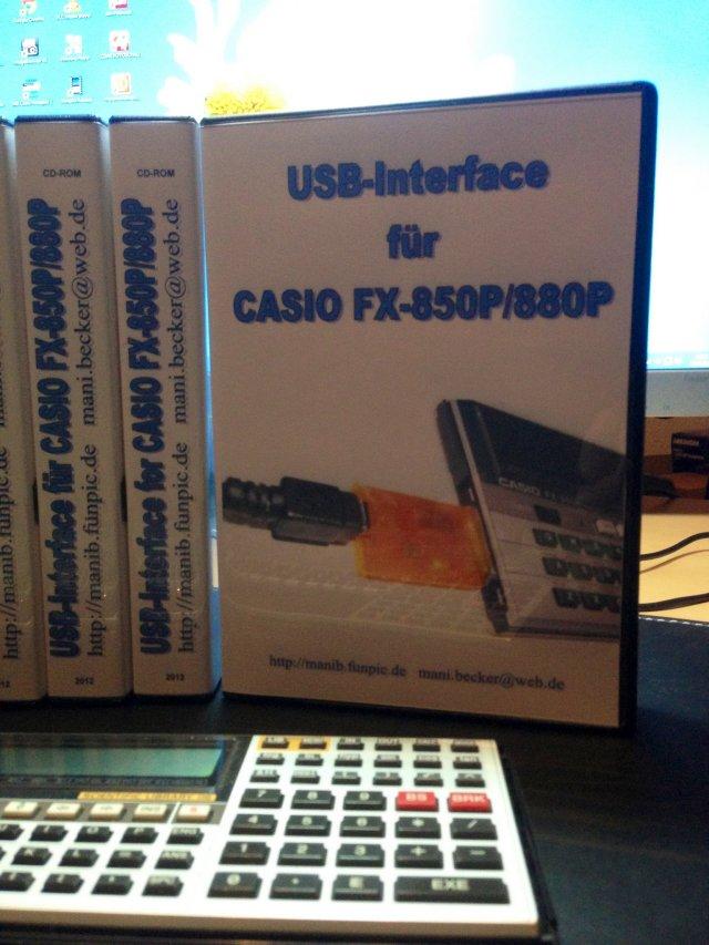 USB-Interface Modul